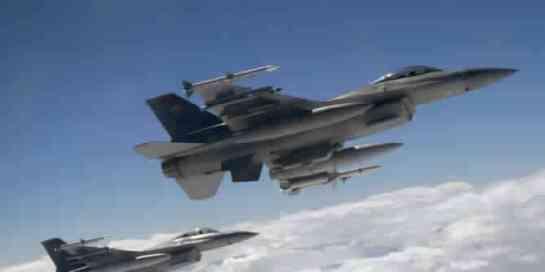 TNI MENOLAK BELI F-16 VIPER.AMERIKA KESAL DI KALAHKAN SUKHOI RUSIA11