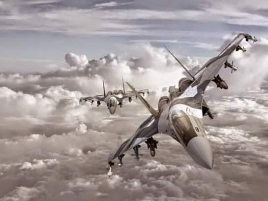 TNI MENOLAK BELI F-16 VIPER.AMERIKA KESAL DI KALAHKAN SUKHOI RUSIA2