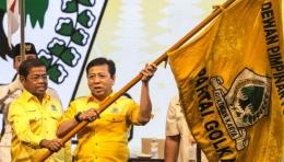 Setya Novanto: Elektabilitas Partai Golkar Sudah di Posisi 16Persen