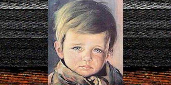 4-lukisan-the-crying-boy