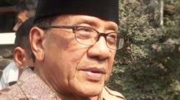 Akbar Tanjung himbau Ahok jangan terus menguji kesabaran umatislam