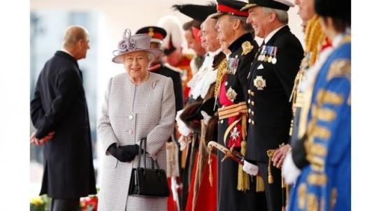 Ini Kode Rahasia Saat Ratu Elizabeth II Wafat2