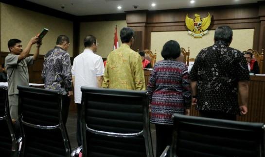 Irman Setya Novanto Pesan Kalau Diperiksa KPK Bilang Nggak Kenal