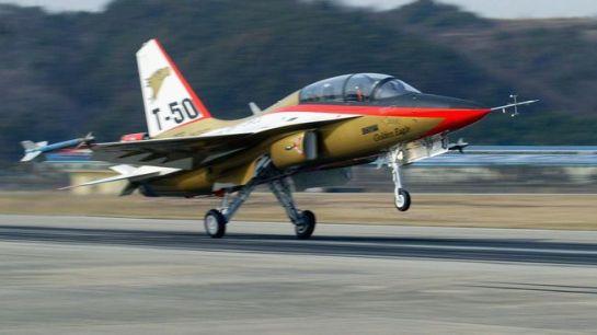 Negara-negara yang Akan Gunakan Jet Tempur Golden Eagle T-50