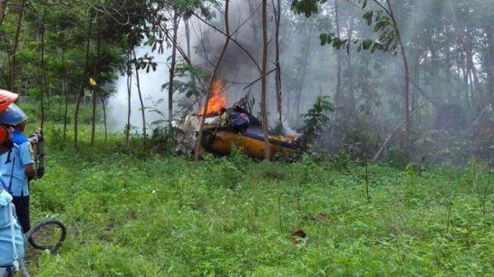 Pesawat TNI yang Jatuh Baru Dibeli Tiga Tahun Lalu
