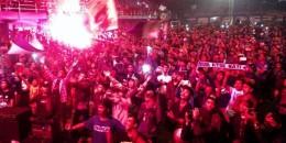 Pesta Kembang Api Meriahkan Ulang Tahun Ke-84Persib