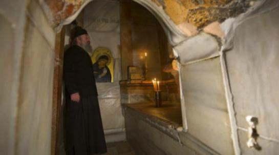 Setelah 200 Tahun, Makam Yesus Direstorasi dengan Dana Rp 53 M2