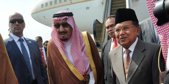 WNI ditangkap diduga berkomplot ingin serang keluarga kerajaan Saudi