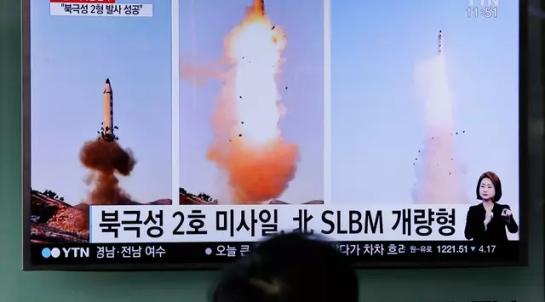 Skenario Terburuk AS Vs Korea Utara, Perang Dunia III