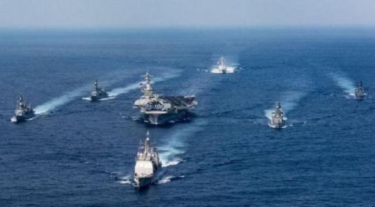 Skenario Terburuk AS Vs Korea Utara, Perang Dunia III2