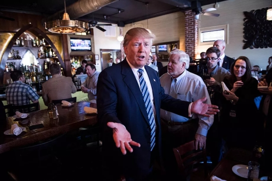 The Politics (and PR) of Restaurants Banning Donald Trump