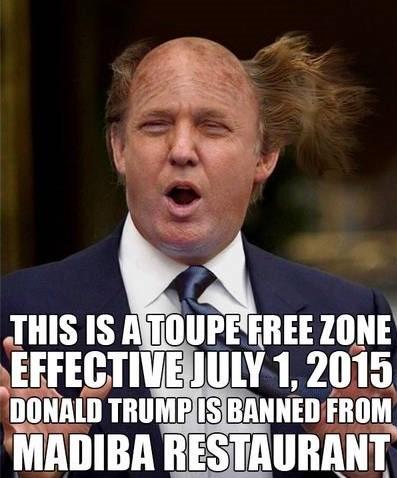 The Politics (and PR) of Restaurants Banning Donald Trump1
