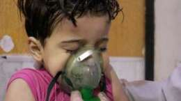 Gassed where they had hidden, Syrian families killed inminutes