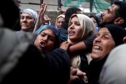 Tragedi Gaza, Pesan ke Dunia Bahwa Palestina Tak LupakanTanahnya