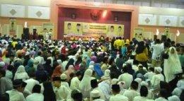 Berbagi Kebahagiaan Ramadhan, Golkar Kota Depok Santuni 5000 YatimPiatu