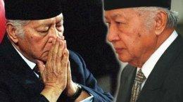 Di Balik Mundurnya Soeharto Pada 21 Mei1998