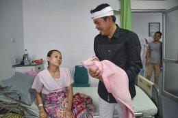 """Dedi Mulyadi Beri Nama Bayi yang Lahir di """"Rest Area"""" Ruas TolPurbaleunyi"""